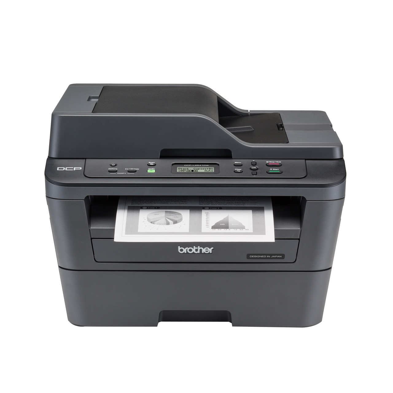 Brother Brother DCP-L2541DW Printer and Scanner