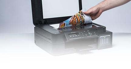 Buy DCP-T510W Wireless Wifi Ink tank Printer - Direct Mobile