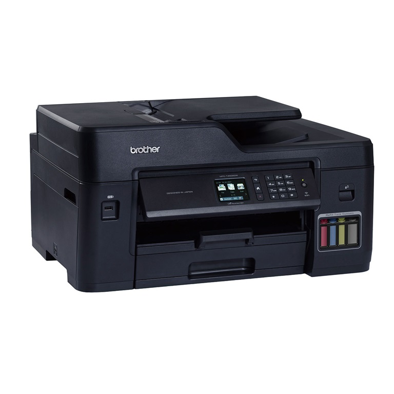 MFC-T4500DW - A3 Inkjet MFC, Refill Ink Tank Wireless Duplex All-in-One